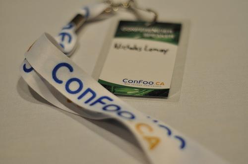 Passe ConFoo 2010